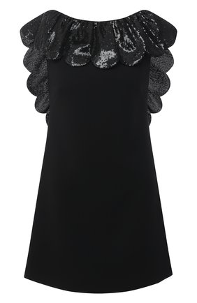 Женское платье MIU MIU черного цвета, арт. MF3851-1XDV-F0002   Фото 1