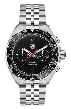 Мужские часы formula 1 x fragment design TAG HEUER черного цвета, арт. CAZ201A.BA0641 | Фото 1