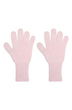 Детские кашемировые перчатки GIORGETTI CASHMERE розового цвета, арт. MB1699/14A | Фото 2