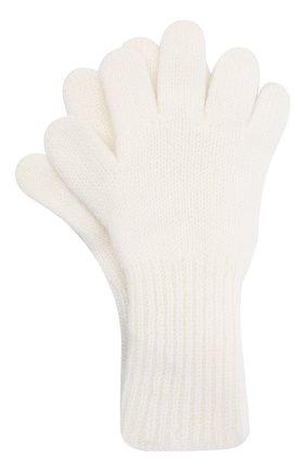 Детские кашемировые перчатки GIORGETTI CASHMERE бежевого цвета, арт. MB1699/14A | Фото 1