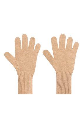 Детские кашемировые перчатки GIORGETTI CASHMERE бежевого цвета, арт. MB1699/14A | Фото 2