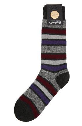 Мужские кашемировые носки PANTHERELLA разноцветного цвета, арт. 57005 | Фото 1
