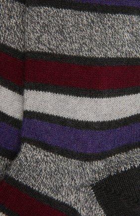 Мужские кашемировые носки PANTHERELLA разноцветного цвета, арт. 57005 | Фото 2