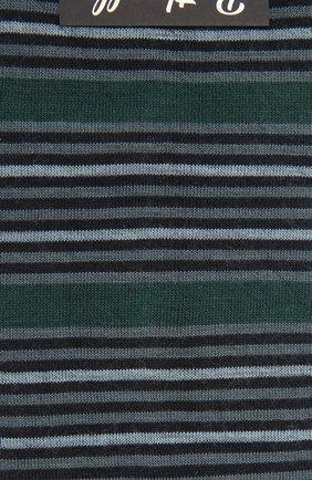 Мужские носки PANTHERELLA зеленого цвета, арт. 595602 | Фото 2