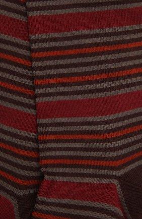 Мужские носки PANTHERELLA красного цвета, арт. 595602 | Фото 2