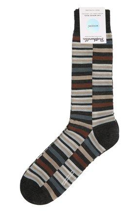 Мужские шерстяные носки PANTHERELLA разноцветного цвета, арт. 595606 | Фото 1