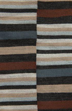 Мужские шерстяные носки PANTHERELLA разноцветного цвета, арт. 595606 | Фото 2