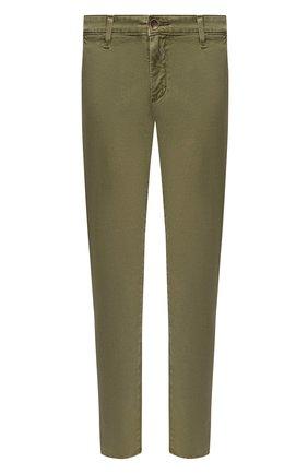 Женские брюки AG зеленого цвета, арт. SBW1613/SLGNHV/MX | Фото 1
