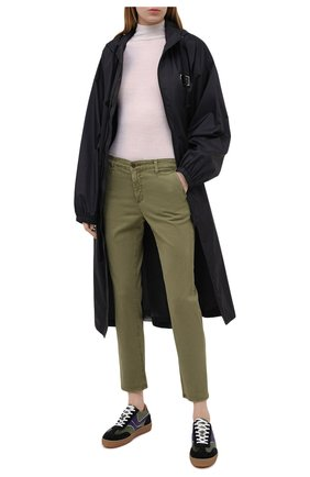 Женские брюки AG зеленого цвета, арт. SBW1613/SLGNHV/MX | Фото 2