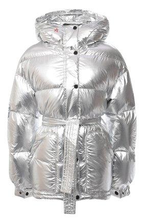 Женский пуховая куртка PERFECT MOMENT серебряного цвета, арт. W20/W30000161757 | Фото 1