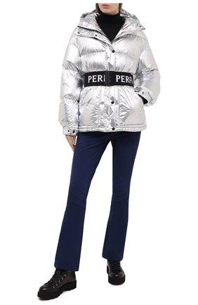 Женский пуховая куртка PERFECT MOMENT серебряного цвета, арт. W20/W30000161757 | Фото 2
