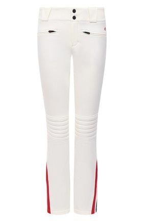 Женские брюки PERFECT MOMENT белого цвета, арт. W20/W30000221707 | Фото 1