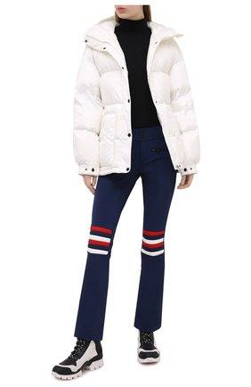 Женские брюки PERFECT MOMENT темно-синего цвета, арт. W20/W30000231731 | Фото 2