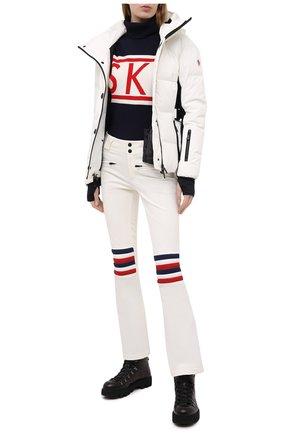 Женские брюки PERFECT MOMENT белого цвета, арт. W20/W30000231741 | Фото 2