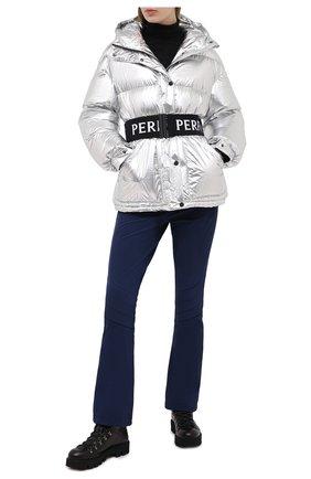 Женские брюки PERFECT MOMENT темно-синего цвета, арт. W20/W30000241701 | Фото 2