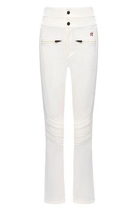 Женские брюки PERFECT MOMENT белого цвета, арт. W20/W30000241707 | Фото 1