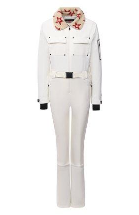 Женский комбинезон PERFECT MOMENT белого цвета, арт. W20/W30000431707 | Фото 1