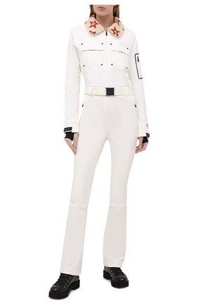 Женский комбинезон PERFECT MOMENT белого цвета, арт. W20/W30000431707 | Фото 2