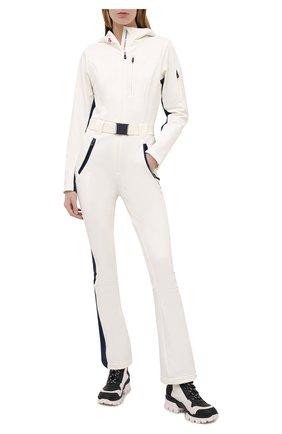 Женский комбинезон PERFECT MOMENT белого цвета, арт. W20/W30000481707 | Фото 2