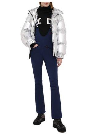 Женский комбинезон PERFECT MOMENT темно-синего цвета, арт. W20/W30001261701 | Фото 2