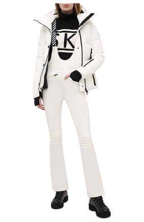 Женский комбинезон PERFECT MOMENT белого цвета, арт. W20/W30001231707 | Фото 2