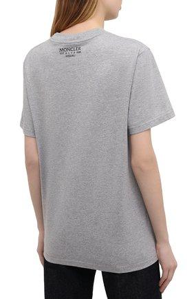 Женская комплект из трех футболок 6 moncler х 1017 alyx 9sm MONCLER GENIUS разноцветного цвета, арт. F2-09Y-8C710-10-829L0   Фото 2