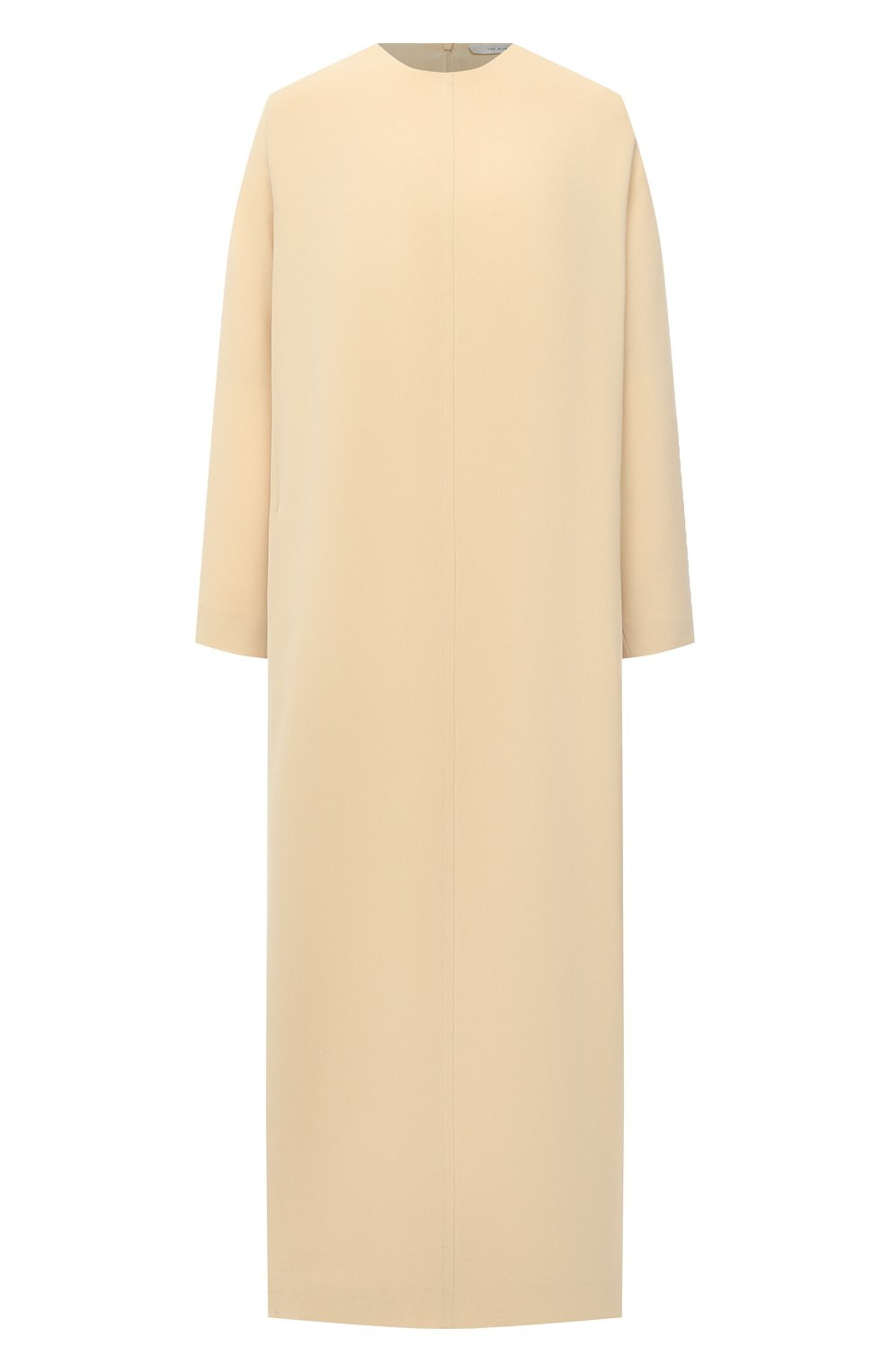 Женское платье THE ROW бежевого цвета, арт. 5470W1968   Фото 1