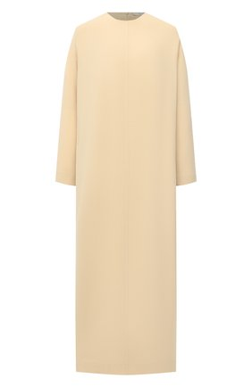 Женское платье THE ROW бежевого цвета, арт. 5470W1968 | Фото 1