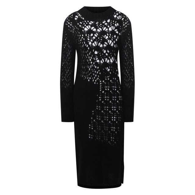 Шерстяное платье Yohji Yamamoto