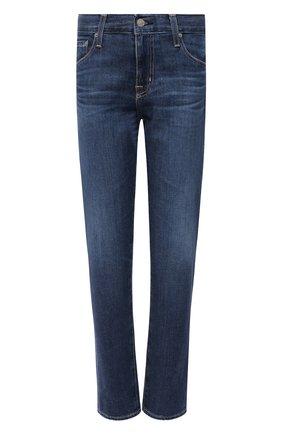 Женские джинсы AG синего цвета, арт. DAS1575/12YBRS/MX | Фото 1