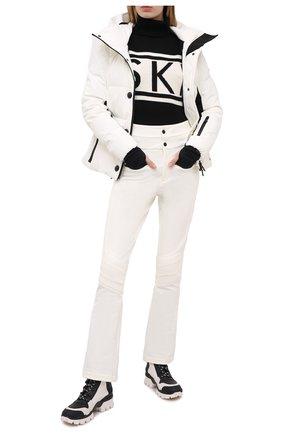 Женский шерстяной свитер PERFECT MOMENT черного цвета, арт. W20/W30000751703 | Фото 2