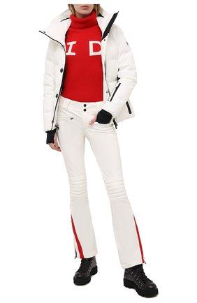 Женский шерстяной свитер PERFECT MOMENT красного цвета, арт. W20/W30000911702 | Фото 2