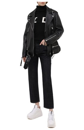 Женский шерстяной свитер PERFECT MOMENT черного цвета, арт. W20/W30000911703 | Фото 2
