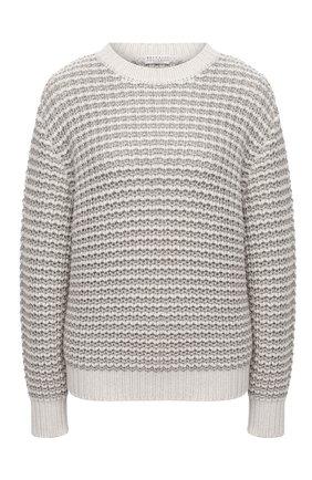 Женский свитер BRUNELLO CUCINELLI золотого цвета, арт. M8K342200 | Фото 1