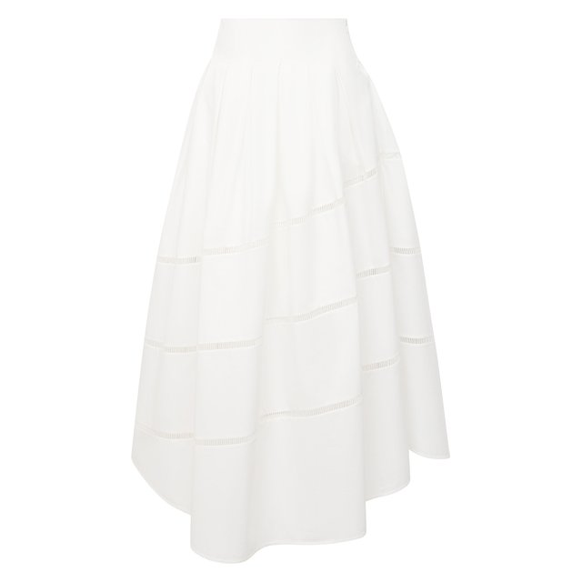 Хлопковая юбка Brunello Cucinelli