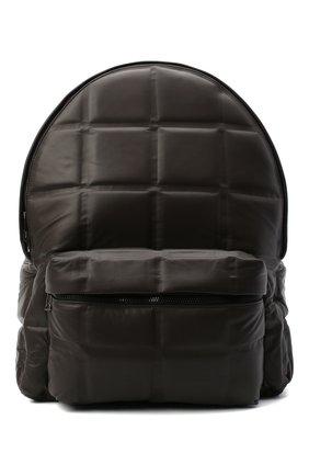 Кожаный рюкзак   Фото №1