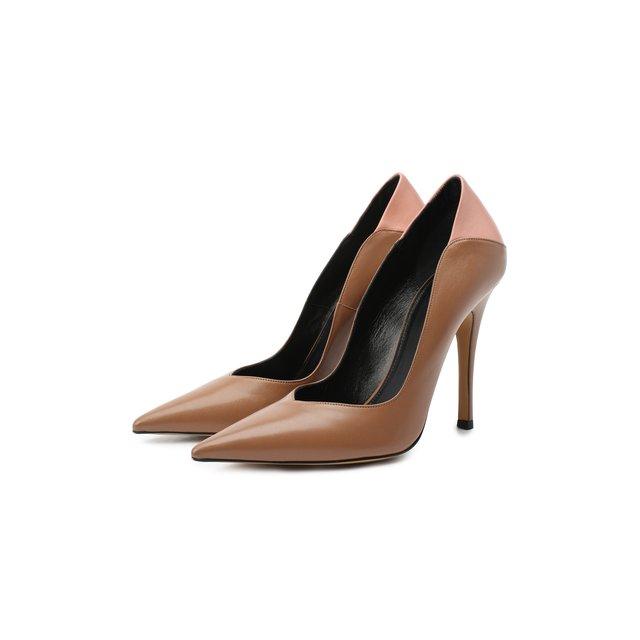 Кожаные туфли Aleksandersiradekian