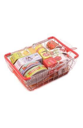 Детского игрушка корзинка с продуктами MAGNI разноцветного цвета, арт. 2691 | Фото 1