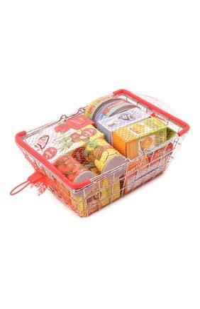 Детского игрушка корзинка с продуктами MAGNI разноцветного цвета, арт. 2691 | Фото 2