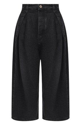Женские джинсы LOEWE черного цвета, арт. S359331XB1   Фото 1