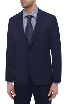 Мужской костюм HUGO темно-синего цвета, арт. 50445213 | Фото 2