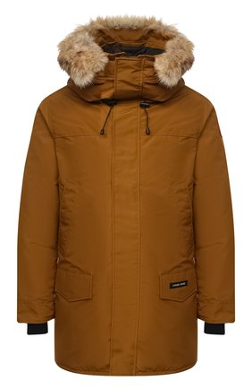 Мужская пуховая парка langford CANADA GOOSE светло-коричневого цвета, арт. 2062M | Фото 1