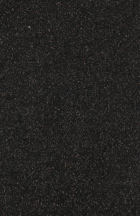 Женские носки из кашемира и шелка BRUNELLO CUCINELLI темно-серого цвета, арт. M41945019 | Фото 2