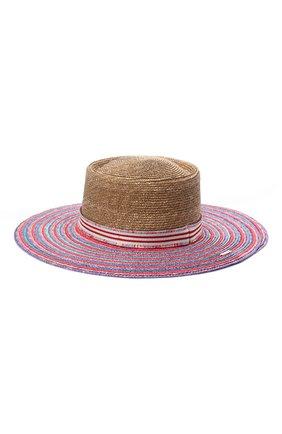 Женская соломенная шляпа MISSONI разноцветного цвета, арт. MMS00061/BV006T   Фото 2