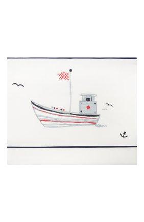 Детского комплект постельного белья отважный капитан A&A BABY GLAM разноцветного цвета, арт. CB - 0307-20   Фото 2