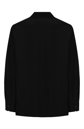 Детская хлопковая рубашка DOLCE & GABBANA черного цвета, арт. L43S14/G7YFM/2-6 | Фото 2