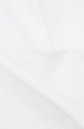 Мужской хлопковый платок ZILLI белого цвета, арт. MFU-M0UCH-10715/0001 | Фото 2