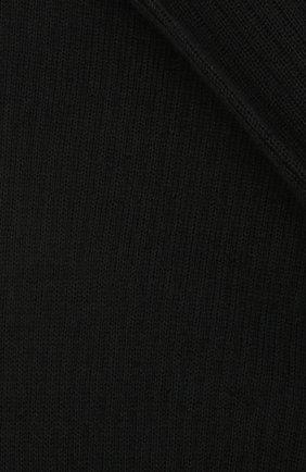 Женские чулки finest silk FALKE черного цвета, арт. 47500   Фото 2