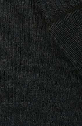 Женские чулки finest silk FALKE серого цвета, арт. 47500 | Фото 2