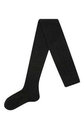 Женские колготки finest cashmere FALKE черного цвета, арт. 48401 | Фото 1